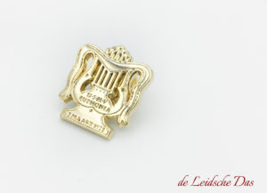 Pins with logo