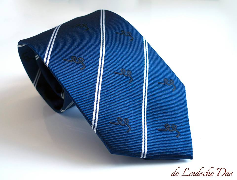 Neckties with logo - Custom Made Logo Neckties