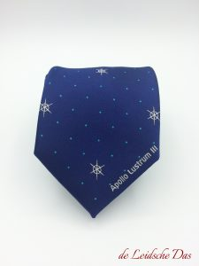 Personalized neckties with your logo, design your own ties for your club or company