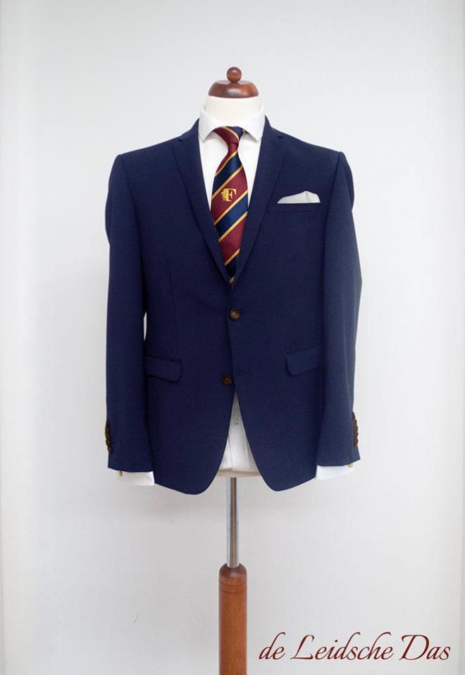 Necktie with logo custom woven in your personalized necktie design, custom ties with your logo