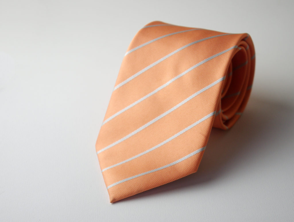 Custom Neckties in Club Colors and with club logo