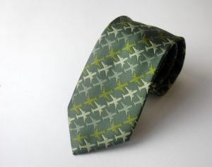 Neckties with logo custom woven, custom ties in your club colors and club logo