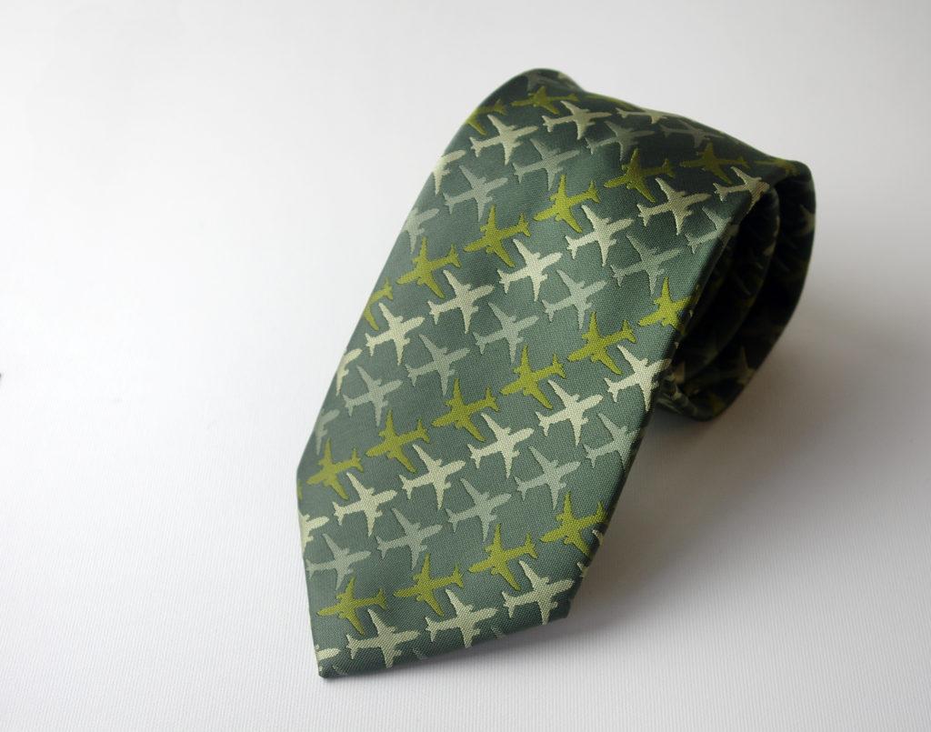 Custom Ties in your Club Colors