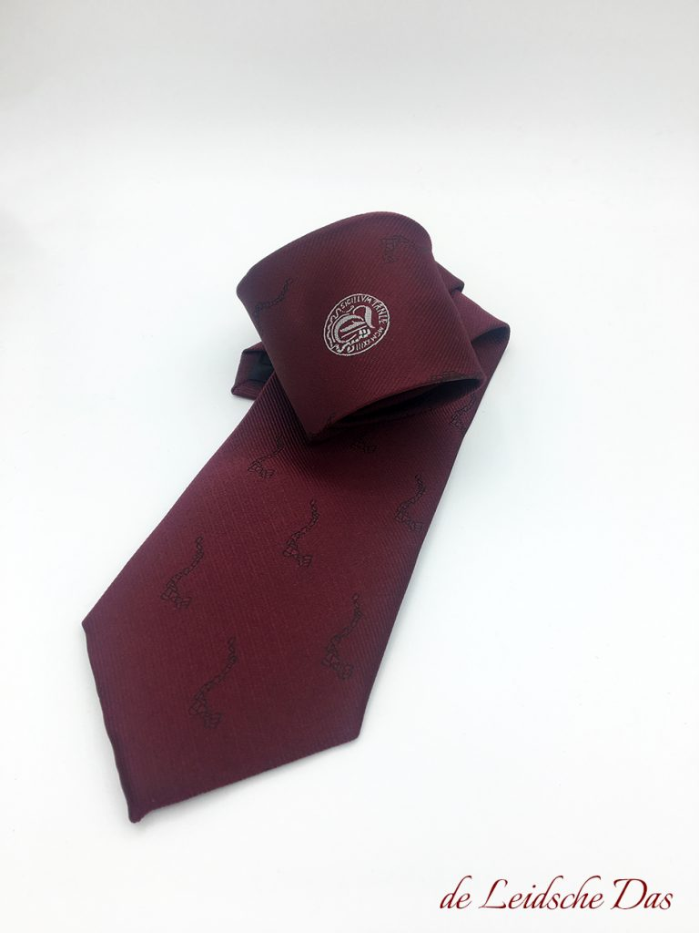 Custom made ties with your logo