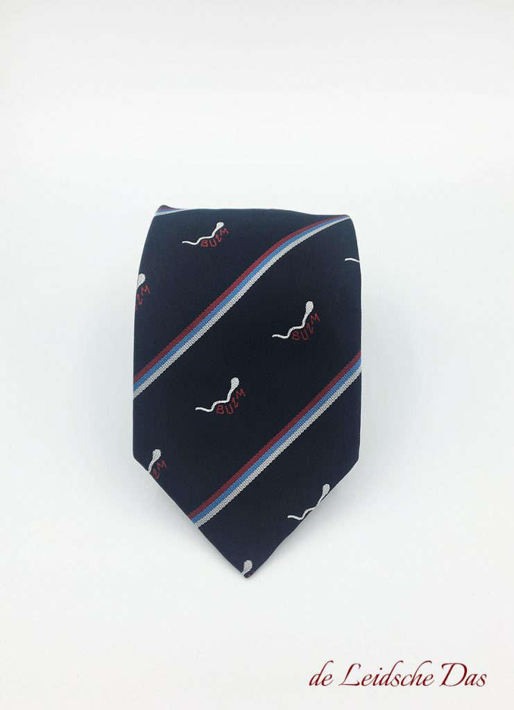 Custom made neckties with your own Logo