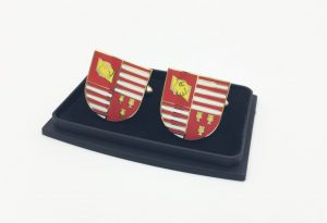 Manufacturer custom cufflinks, custom-designed cufflinks with your crest or logo
