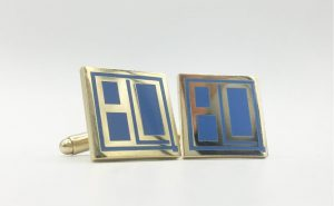 Logo Cufflinks Customized to your own Design and Shape