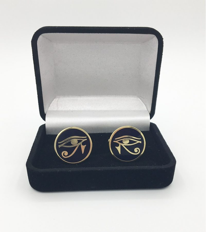 Custom logo cufflinks, custom made cufflinks with your family crest or coat of arms