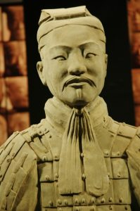 Terracotta Army - History of Ties
