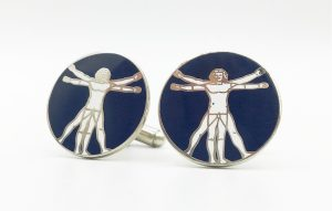 Custom Logo Cufflinks made to order