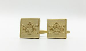 Logo Cufflinks Custom Made