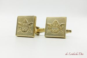 Manufacturer of Cufflinks custom made in your Design, Personalized custom made cufflinks