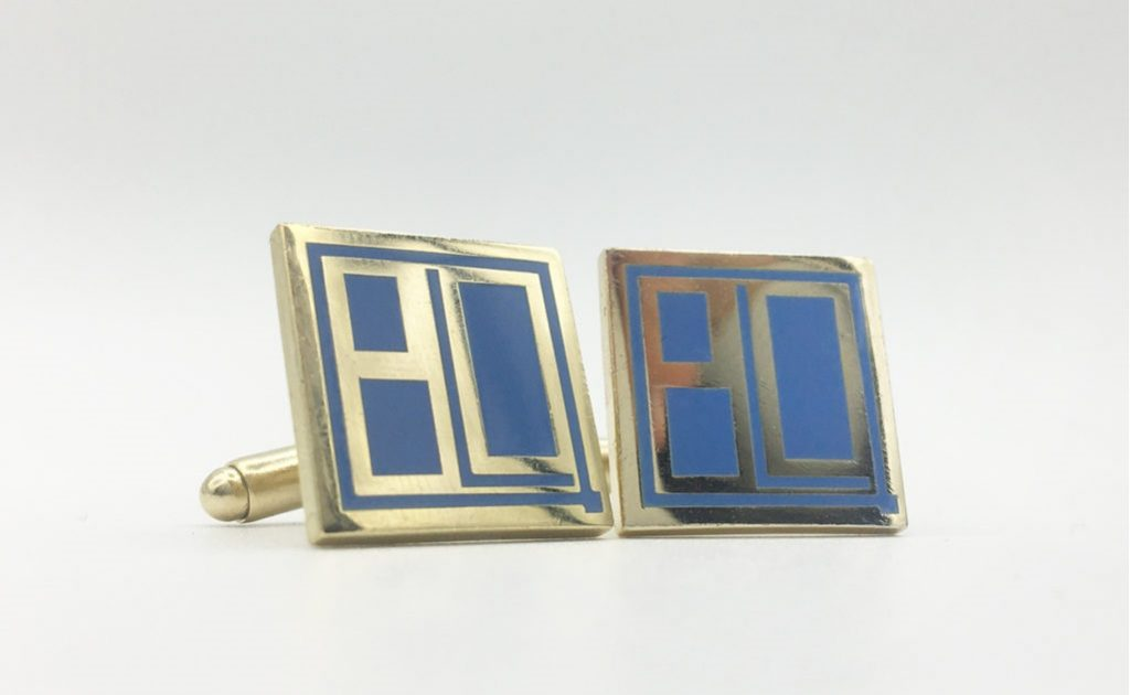 Personalized custom cufflinks made in your custom cufflinks design, Custom logo cufflinks