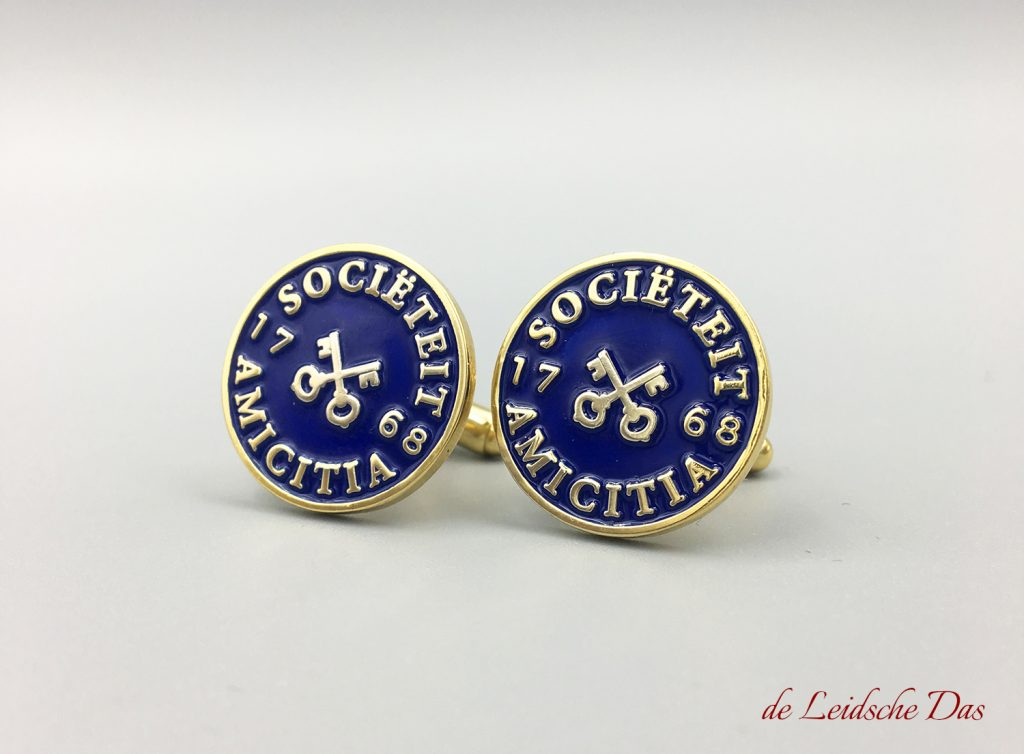 Cufflinks with your logo and or texts custom made