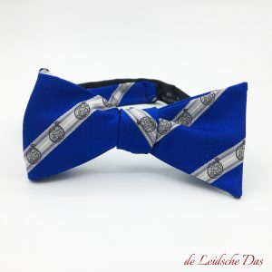 Have bow ties made as a pre-tie