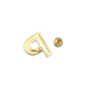 Custom Made Gold Plated Lapel Pins