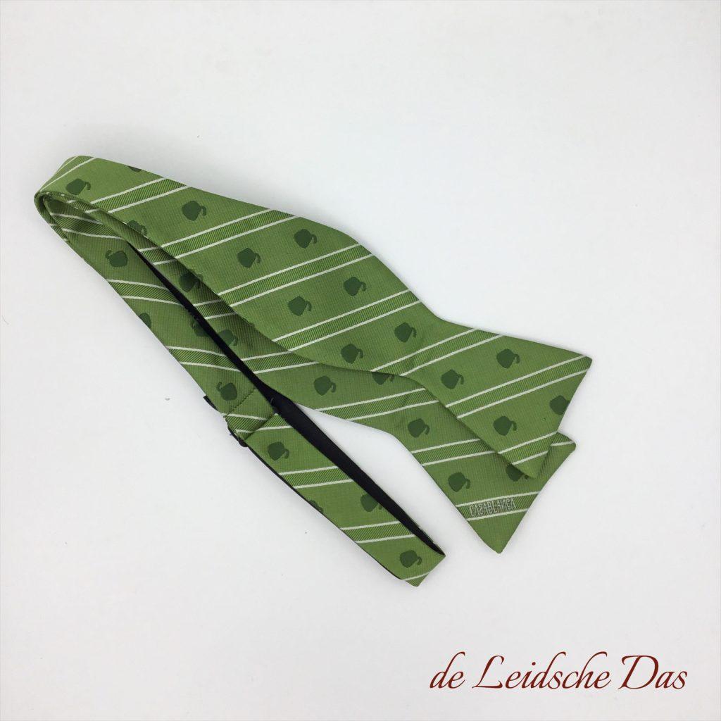 Personalised Silk Bow Ties - Custom Bow Ties with Logo