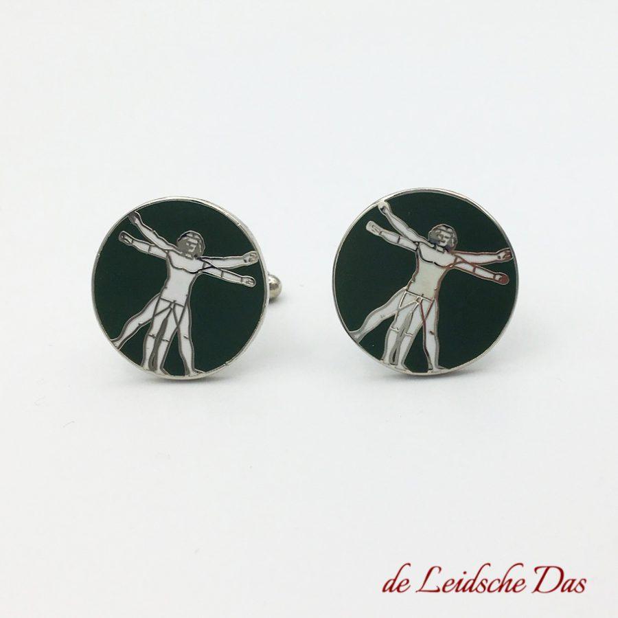 Customized cufflinks made in your custom design, custom made personalized cufflinks