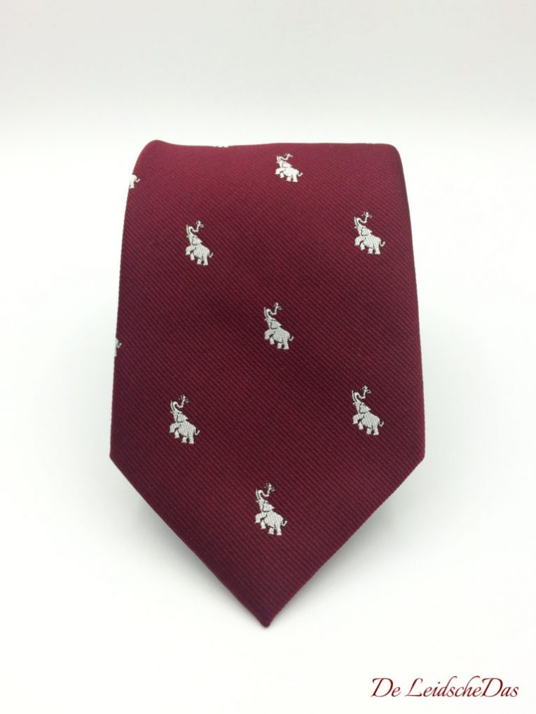 Custom Made Ties with All Over Logos