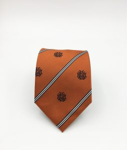 Necktie with Logo - Gallery Custom Ties
