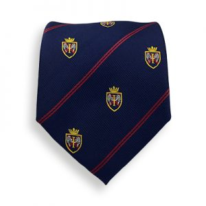 Custom fraternity ties - Fraternity attire, custom neckwear