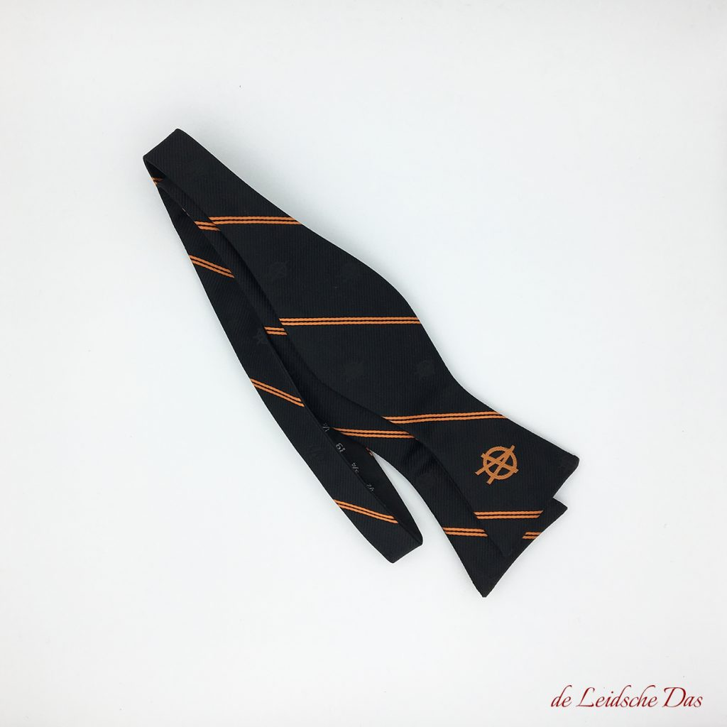 Designer of custom made bow ties - Self-tie bowtie