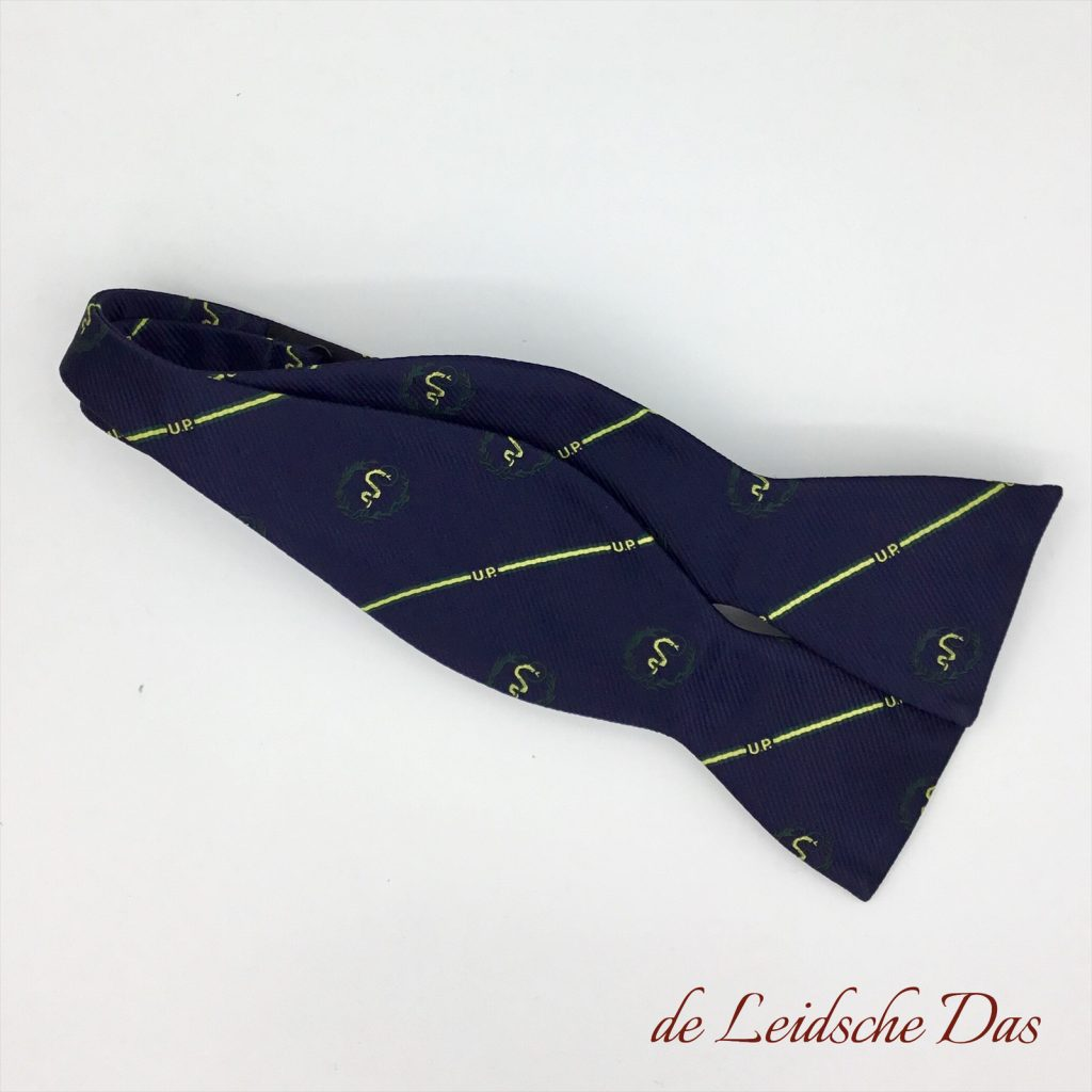 Self-tie Bow ties customized in your personalized bowtie design.