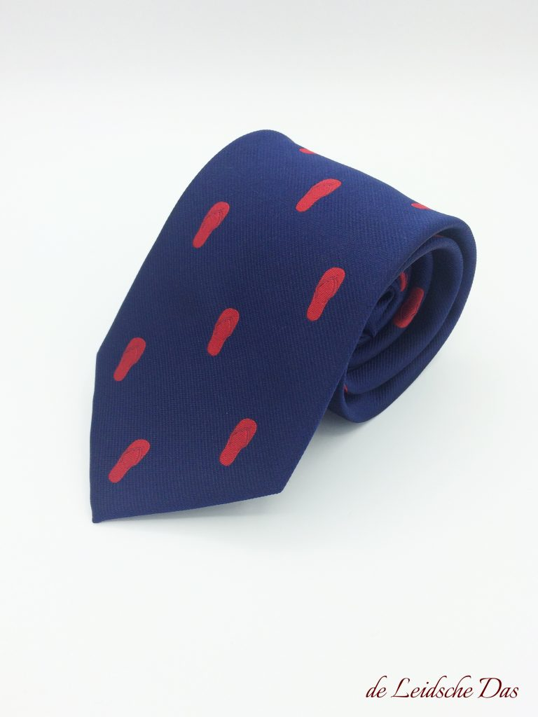 Uniform ties personalized, Club ties & Company ties custom woven in your custom tie design