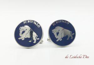 Logo cufflinks made by design matching your business logo ties, custom made cufflinks