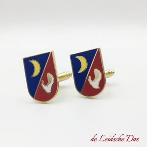 Guild cufflinks custom made with guild crest, custom cufflinks made in your personalized design
