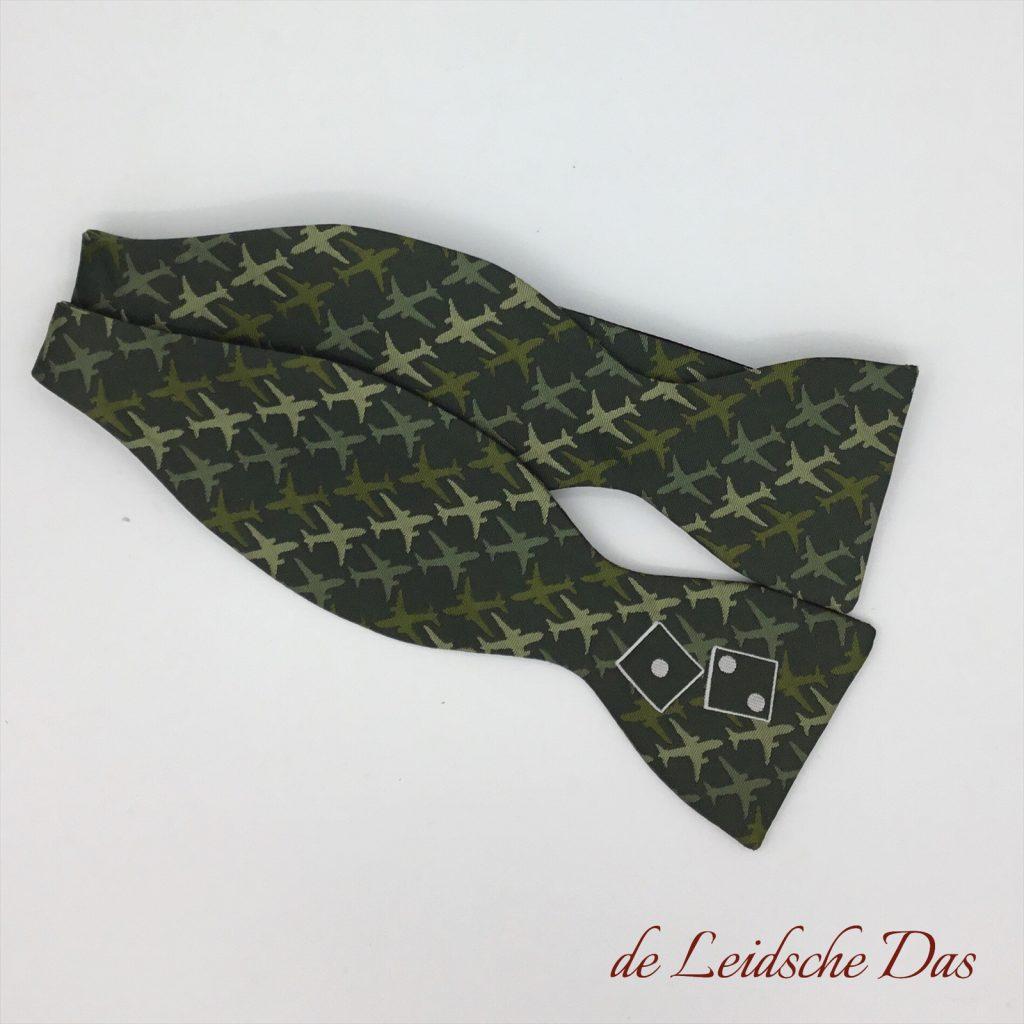 Self tie bowtie custom made in your personal design, bespoke self tie bow ties custom woven