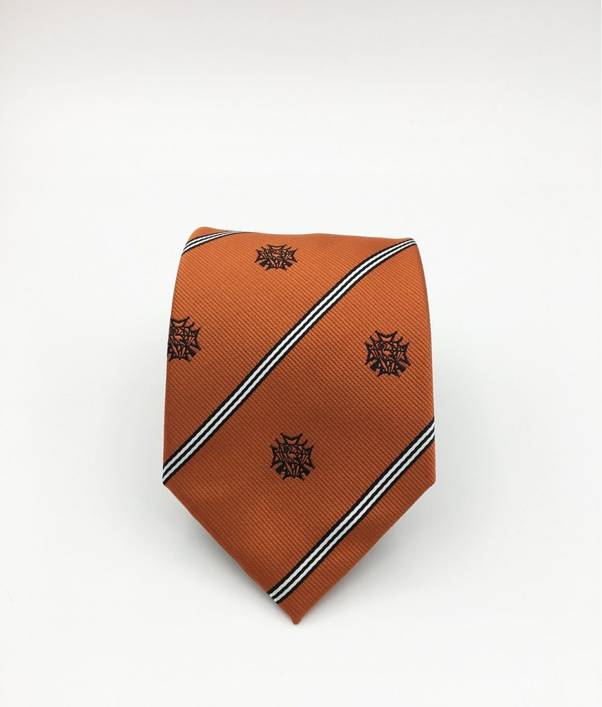 Tailor made ties for student union, custom neckwear for student unions